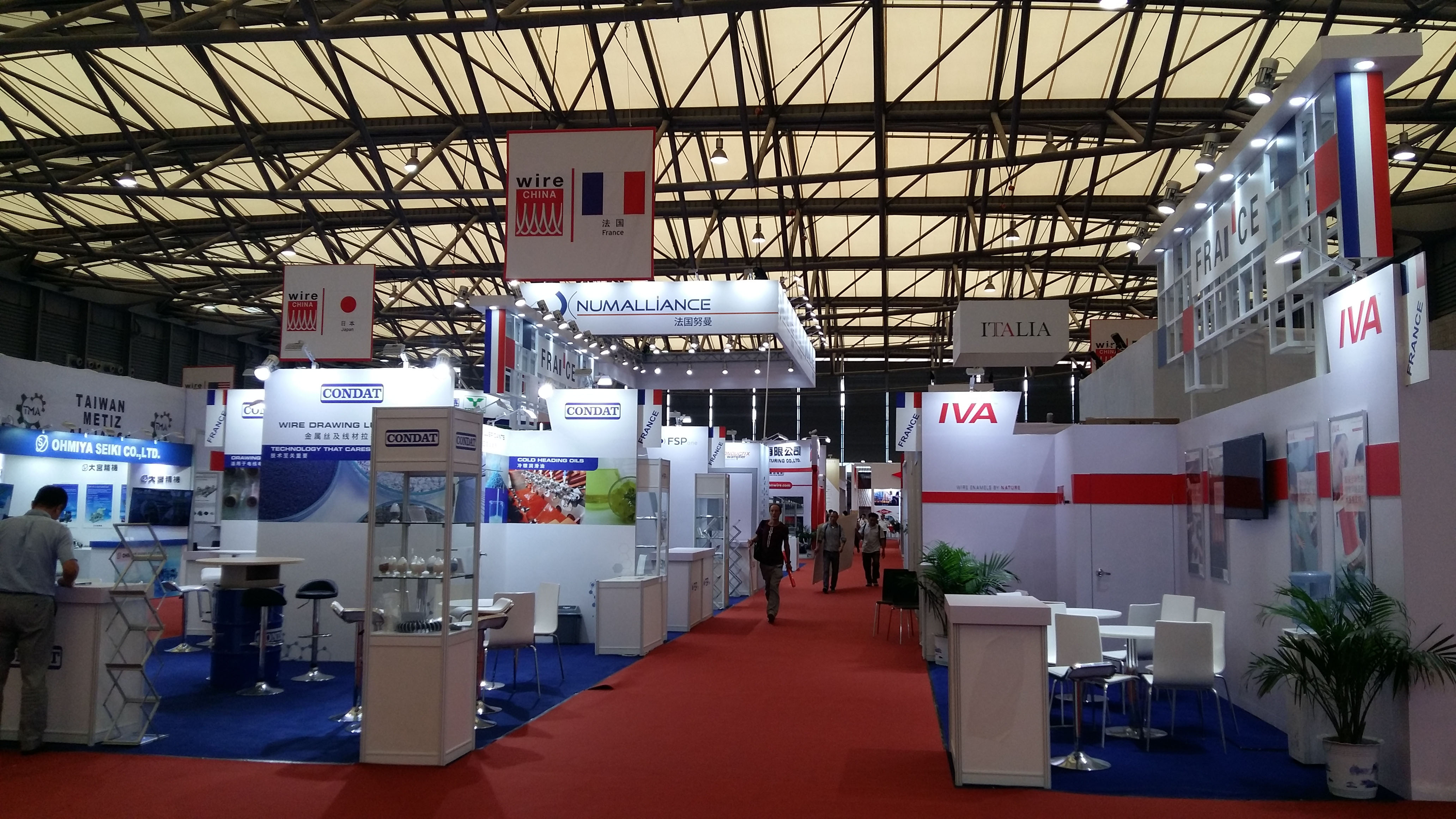 France Pavilion @ Tube China 2018