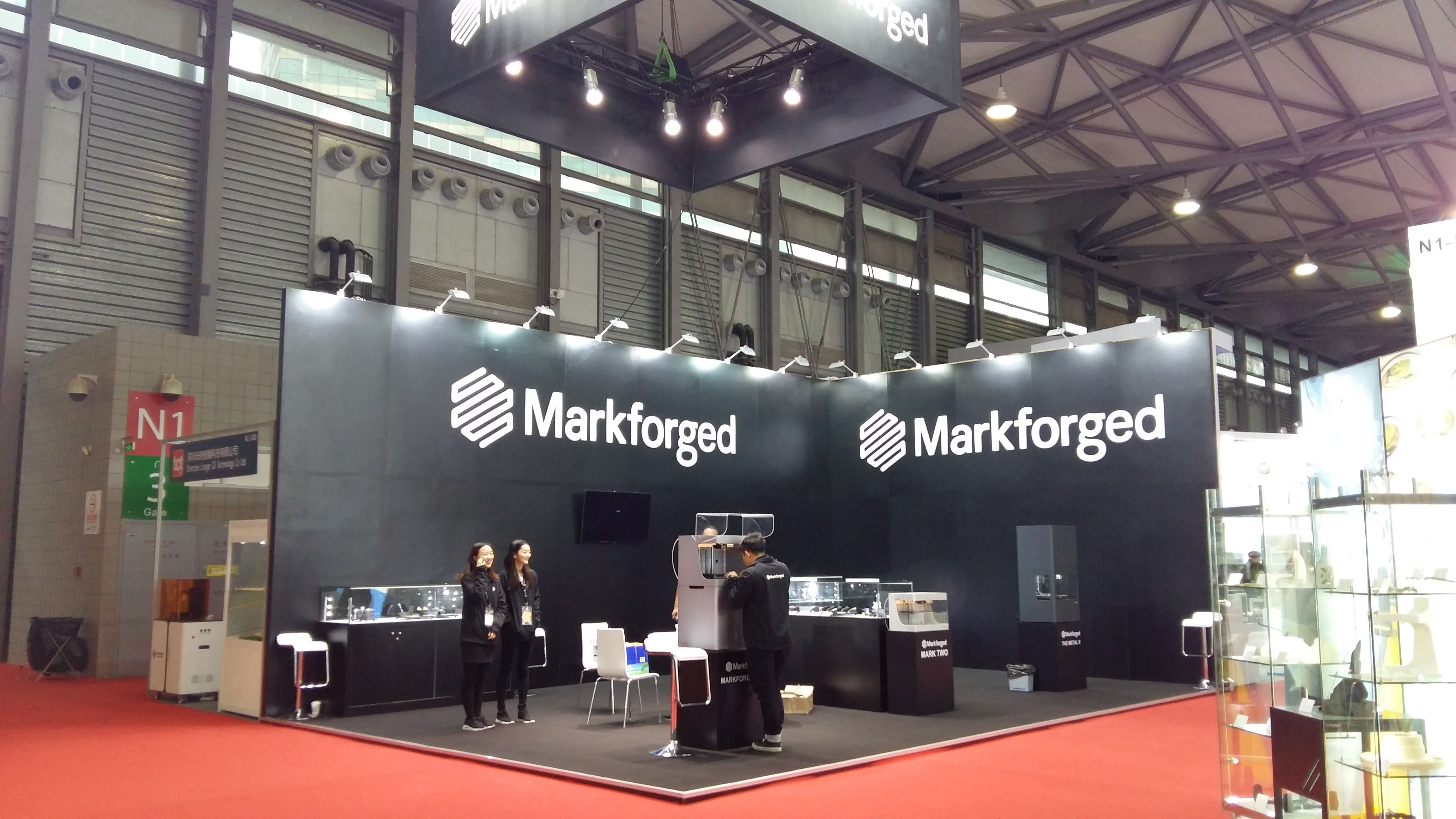 Markforged @ TCT ASIA