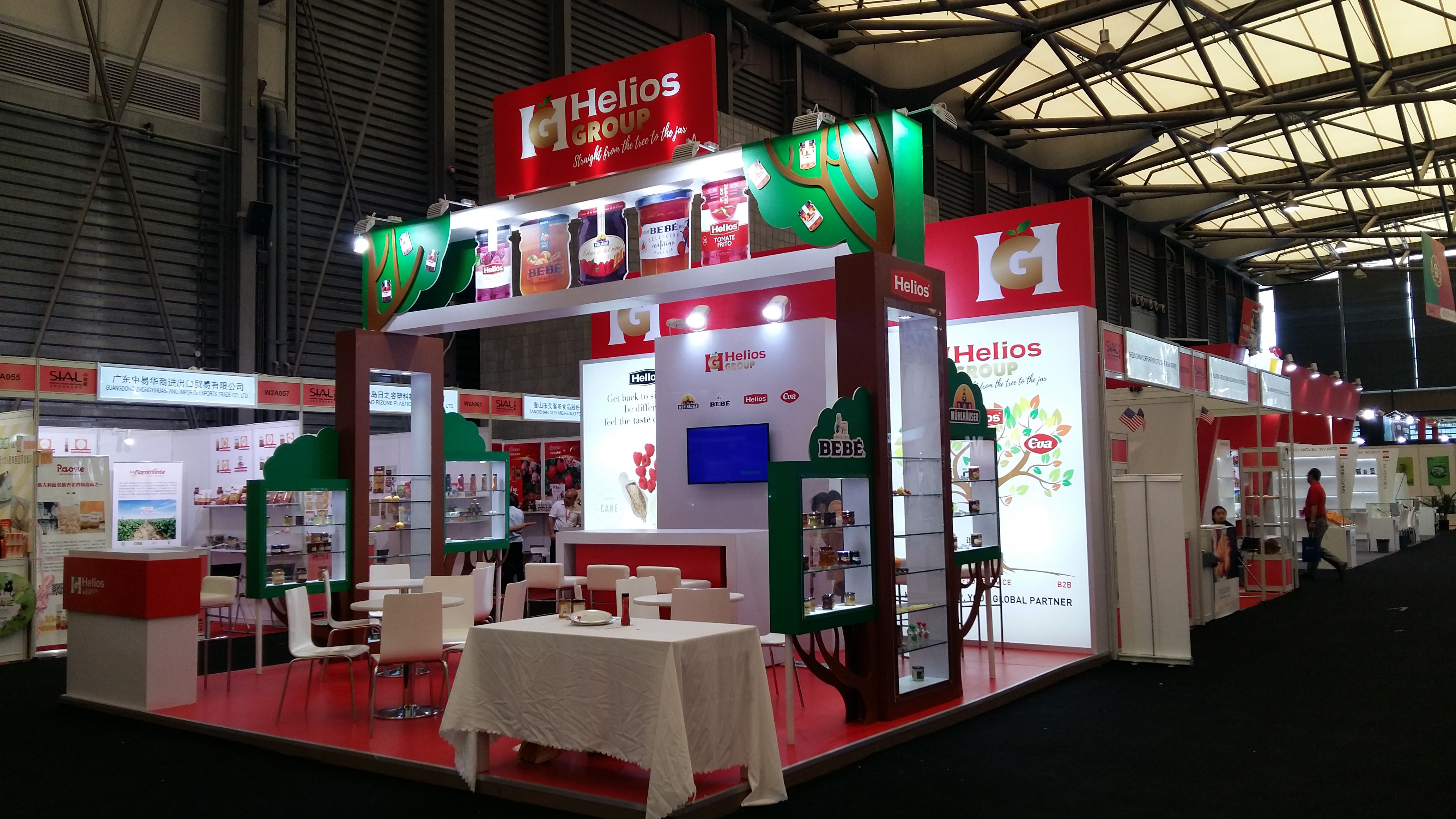 Helios @ SIAL China 2017